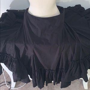 Anthropologie Fei Boho Ruffled Prairie Skirt. 14